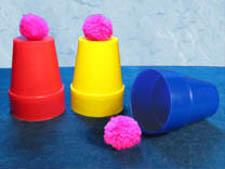 CUPS & BALLS - STANDARD