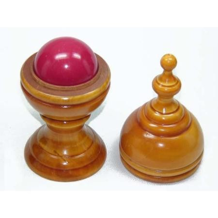 BALL AND VASE - COLLECTORS WOOD EDITION