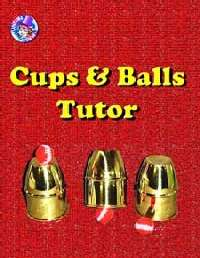 CUPS AND BALLS TUTOR