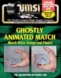 GHOSTLY ANIMATED MATCH