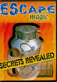 ESCAPE MAGIC SECRETS REVEALED