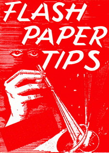 FLASH PAPER TIPS BOOK