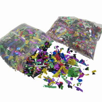 GLITTER CONFETTI - SET OF 2 LARGE BAGS - BONUS SIZE
