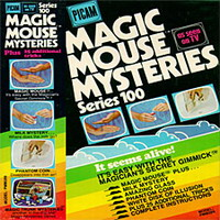 MAGIC MYSTERIES - MAGIC SET
