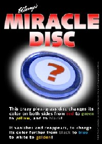 MIRACLE DISC