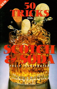 SCOTCH & SODA BOOK