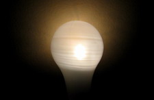 floating light bulb e031