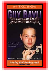 GUY BAVLI BENDING MINDS, BENDING METALS VOL #2 - VHS