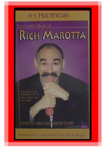 THE COMEDY OF RICH MAROTTA VOLUME 1